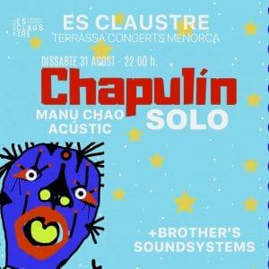 Chapulín Solo: Manu Chao