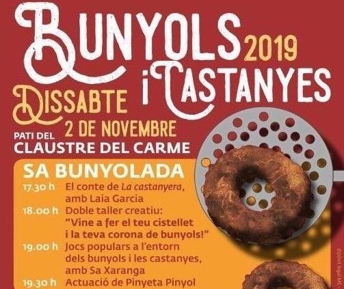 Bunyols i Castanyes 2019