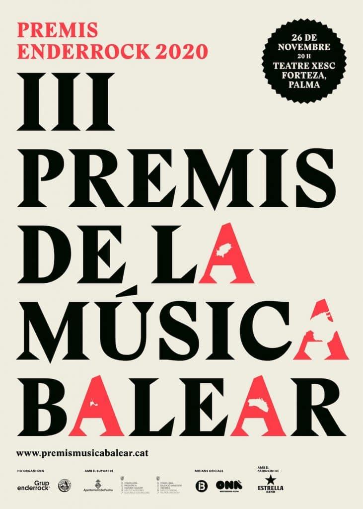 Premis Enderrock de la Música Balear