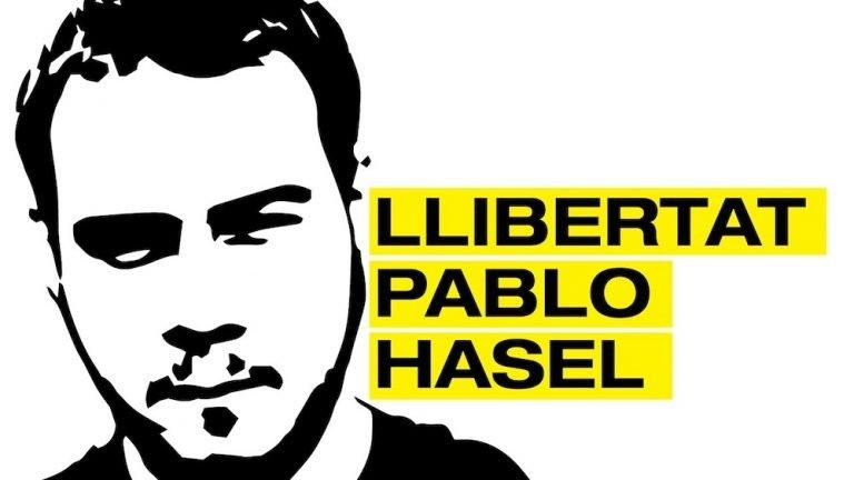 Llibertat Pablo Hasél